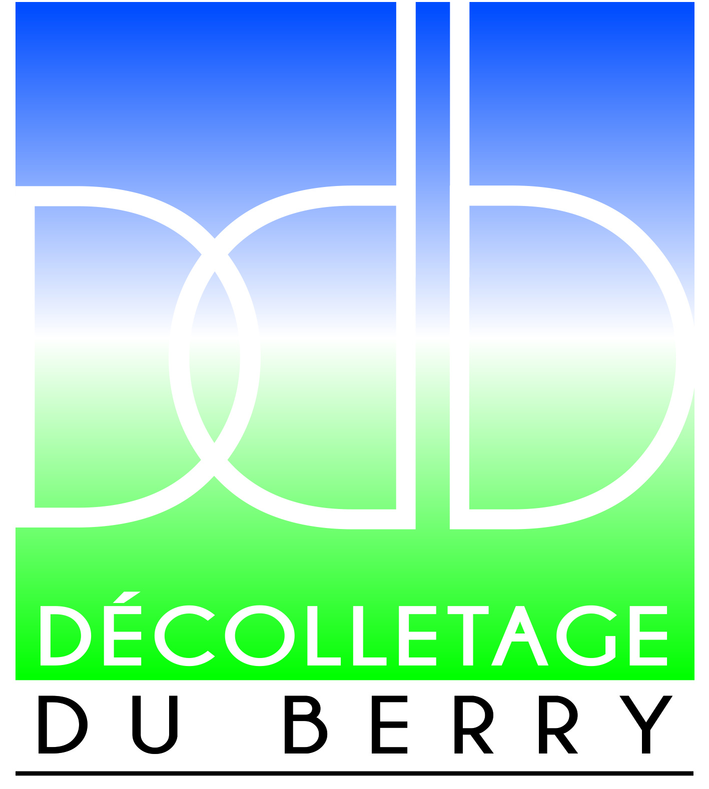 Décolletage du Berry
